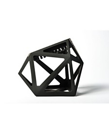Edge of Belgravia Black Diamond Angular Float Knife Block