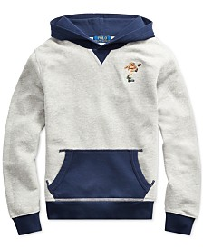 Polo Ralph Lauren Big Boys Knit Hoodie