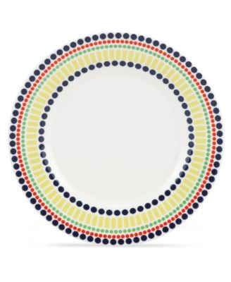Dinnerware, Hopscotch Drive Party Plate