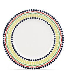 kate spade new york Dinnerware, Hopscotch Drive Party Plate