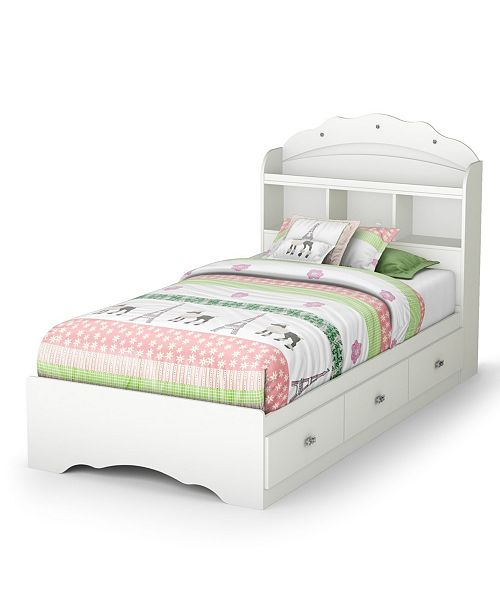 South Shore Tiara Bed, Twin