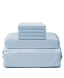 600 Twill 6-Piece Sheet Set, Size- Full