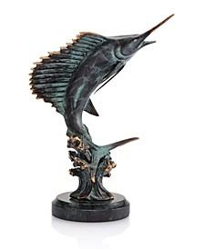 Home Sailfish Sculpture