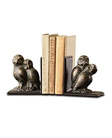 Home Owl Bookends