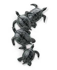 Home Sea Turtle Plaque