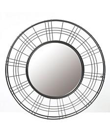 Mirror Metal Wall Decor