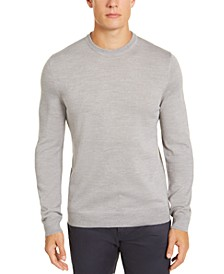 Men's Merino Blend Sweater Collection, Created For Macy's