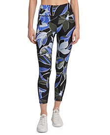 Sport Botanica Printed High-Waist Leggings