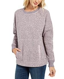Women's Crescent Fleece Sweater