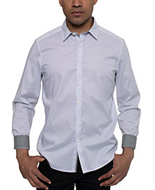 Kenneth Cole Men's Mini Paisley-Print Shirt