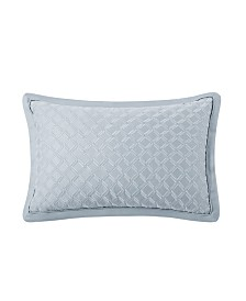 """Waterford Thayer 12"""" X 18"""" Embroidered Breakfast Decorative Pillow"""