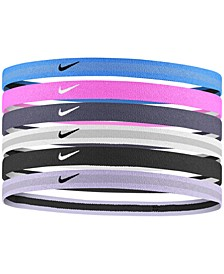 6-Pk. Swoosh Sport Headbands