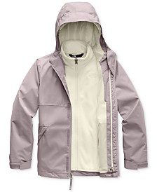 The North Face Little & Big Girls Mt. View Hooded Triclimate Jacket