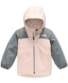 The North Face Toddler Girls Warm Storm Hooded Jacket