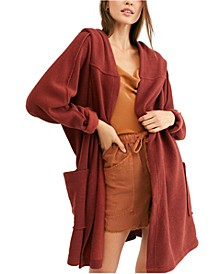 Willow Hooded Cardigan