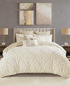 Madison Park Signature Clarity Queen 8-Pc. Comforter Set