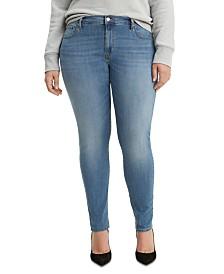 Levi's® 711 Trendy Plus Skinny Jeans