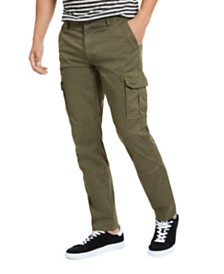American Rag Men's Slim-Fit Cargo Pants, Created for Macy's