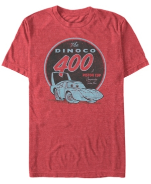 The Dinoco 400 a Piston Cup Short Sleeve T-Shirt