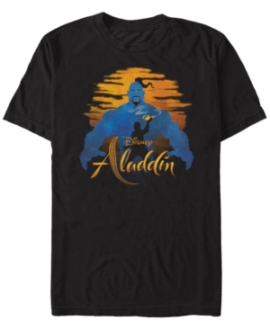 Live Action Genie Silhouette Short Sleeve T-Shirt