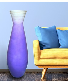 """Uniquewise Bamboo Floor Vase, 28"""" Tall"""