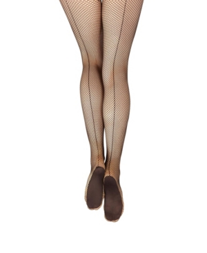 Professional Fishnet Tight with Seams