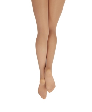 Hold & Stretch Plus Size Footed Tight