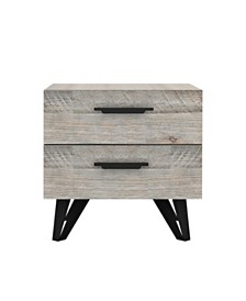 Priscilla Night Stand, Quick Ship