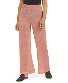 Summer Nights Wide-Leg Pants