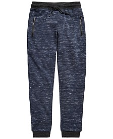 Univibe Big Boys Alfie Tech Joggers