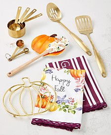 Martha Stewart Collection Harvest Kitchen Collection, Created For Macy's