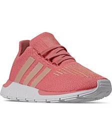 adidas Little Girls Swift Run Running Sneakers from Finish Line