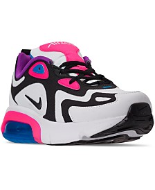 Nike Big Girls Air Max 200 Casual Sneakers from Finish Line