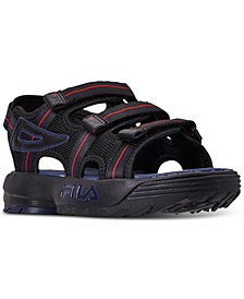 Big Boys Disruptor Athletic Sandals from Finish Line