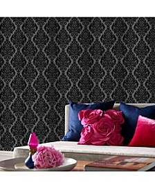 Graham Brown Kinky Vintage Naughty Noir Wallpaper