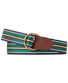 Polo Ralph Lauren Men's Grosgrain Belt