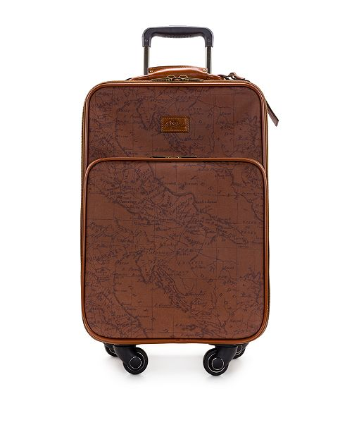 "Patricia Nash Coated Canvas Vettore 18"" Trolley"
