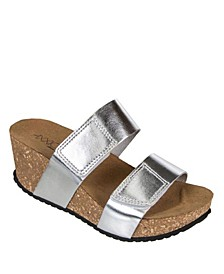 Autumn Wedge Sandals