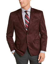 Lauren Ralph Lauren Men's Classic-Fit Faux-Suede Sport Coat