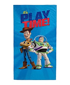 Pixar Toy Story It's Play Time Beach Towel