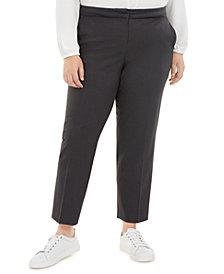 Bar III Trendy Plus Size Dress Pants, Created for Macy's