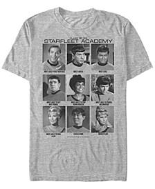 Men's The Original Series Starfleet Academy Most Likely To Short Sleeve T-Shirt