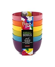 "6 Piece- Small 5"" Bowl Set"