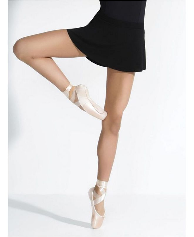 Capezio Curved Pull-On Skirt