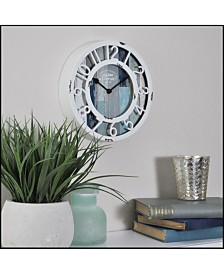 """Firstime & Co 8"""" Tranquil Bay Wall Clock"""