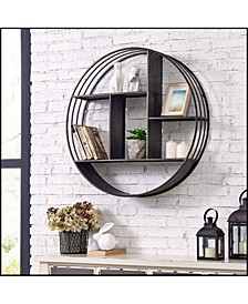 "27.5"" Brody Industrial Circular Shelf"