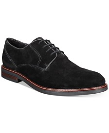 Alfani Men's Suede Oxfords, Created for Macy's