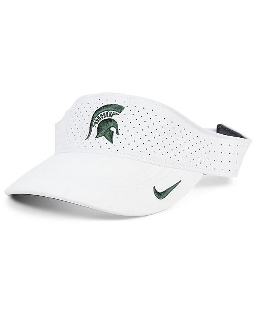 Nike Michigan State Spartans Sideline Visor