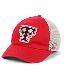 '47 Brand Texas Tech Red Raiders Stamper CLOSER Stretch Fitted Cap