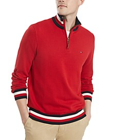 Men's Quarter-Zip Dan Sweater, Created for Macy's